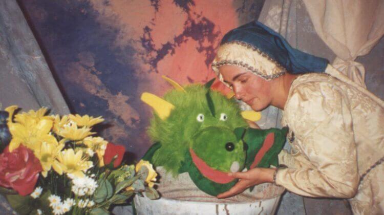 Drac de Sant jordi de pengim-penjam.com